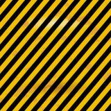 Superfície de advertência industrial ilustração do vetor