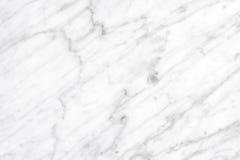 Superfície de mármore branca da luz natural de Carrara para o banheiro ou o kitch imagem de stock royalty free