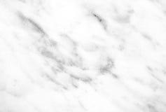 Superfície de mármore branca da luz natural de Carrara para o banheiro ou o kitch imagem de stock