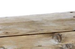 Superfície de madeira Foto de Stock Royalty Free