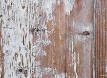 Superfície de madeira Fotografia de Stock Royalty Free