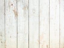 Superfície de madeira clara do fundo da textura com teste padrão natural velho ou opinião de tampo da mesa de madeira velha da te fotos de stock