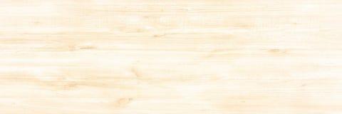 Superfície de madeira clara do fundo da textura com teste padrão natural velho ou opinião de tampo da mesa de madeira velha da te imagem de stock