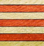 Superfície de madeira de uma placa Fotografia de Stock Royalty Free