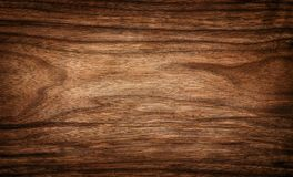 Superfície de madeira escura do fundo da textura com teste padrão natural fotografia de stock