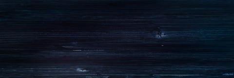 Superfície de madeira escura do fundo da textura com teste padrão natural velho ou opinião de tampo da mesa de madeira escura da  imagem de stock