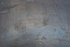 Superfície de metal descolorada afligida da ligação fotos de stock