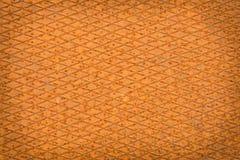 Superfície de metal oxidada Fotos de Stock