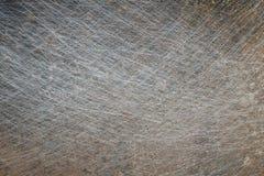 Superfície de metal Textured com traços de corrosão imagens de stock
