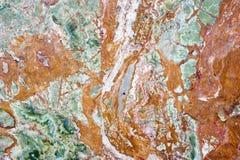 Superfície de pedra de mármore Imagens de Stock