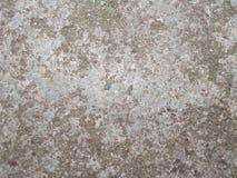 Superfície do concreto velho Imagens de Stock Royalty Free