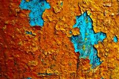 Superfície do ferro Foto de Stock