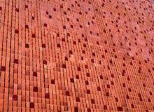 Superfície do floco Vermelho foto de stock royalty free