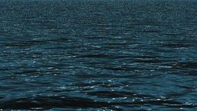 Superfície do oceano Ondas de oceano calmas vídeos de arquivo