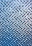 Superfície geométrica metálica foto de stock