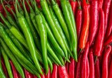 Superfície modelada colorida das pimentas foto de stock royalty free