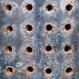 Superfície oxidada Fotografia de Stock