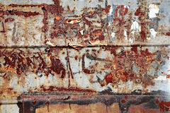 Superfície oxidada foto de stock royalty free