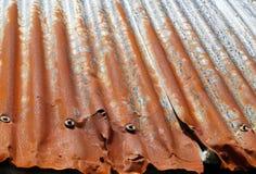 Superfície oxidada Fotografia de Stock Royalty Free