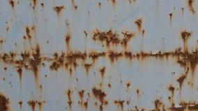 Superfície oxidada Imagem de Stock Royalty Free