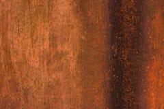Superfície oxidada com borrões imagens de stock royalty free