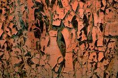 Superfície oxidada desvanecida 3 Fotografia de Stock Royalty Free
