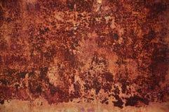 Superfície oxidada desvanecida 4 Fotos de Stock Royalty Free