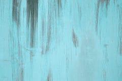 Superfície pintada do ferro com uma grande corrosão oxidada e do metal imagens de stock