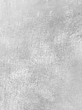 Superfície pintado à mão cinzenta abstrata da lona fotos de stock