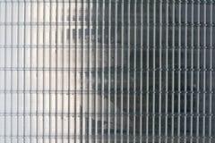 Superfície transparente do plástico Fotografia de Stock Royalty Free