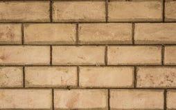 Superf?cie da parede de tijolo imagens de stock