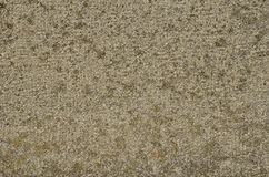 Superf?cie textured envelhecida do material de pedra artificial imagem de stock