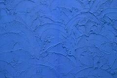 Superficie áspera de la pared del cemento Imagen de archivo