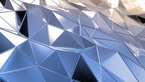 Superficie abstracta del metal Imágenes de archivo libres de regalías