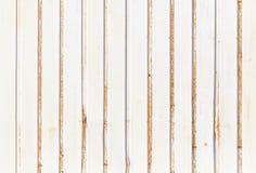 Superficie acanalada blanca de la textura del metal Fotos de archivo libres de regalías