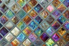 Superficie astratta della perla del mosaico Fotografia Stock Libera da Diritti