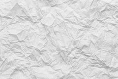 superficie blanca del tejido de la arruga o arrugada libre illustration