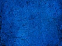 Superficie blu del grunge, priorità bassa Immagini Stock