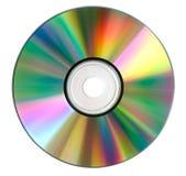Superficie CD Fotos de archivo libres de regalías