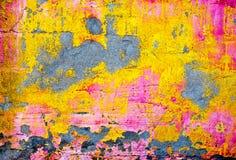 Superficie coloreada Imagen de archivo