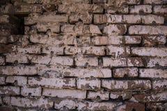 Superficie con las piedras viejas de una casa vieja fotografía de archivo
