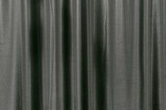 Superficie d'argento della tenda del tessuto Immagine Stock