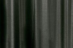 Superficie d'argento della tenda del tessuto Fotografia Stock Libera da Diritti