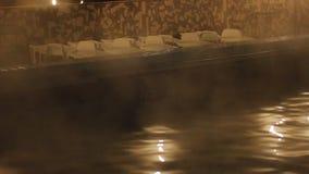Superficie d'increspatura dell'acqua archivi video