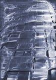 Superficie de cristal Fotografía de archivo