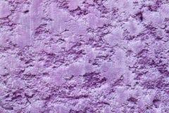 Superficie de la aspereza púrpura fotografía de archivo