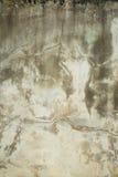 Superficie de la grieta del viejo fondo de la pared Fotografía de archivo