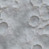 Superficie de la luna Imagen de archivo