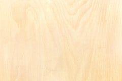 Superficie de la madera contrachapada del abedul con textura natural del modelo Imagenes de archivo