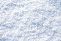 Superficie de la nieve. Foto de archivo libre de regalías